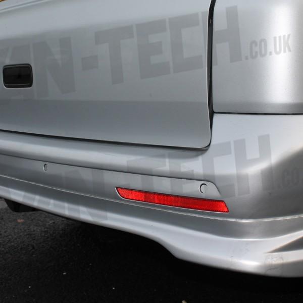 VW T5 Rear