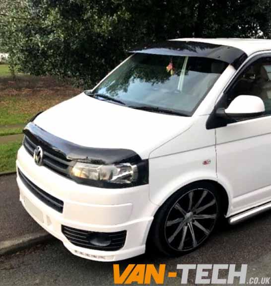 VW T5 T5.1 T6 Transporter Sun Visor | Van-Tech