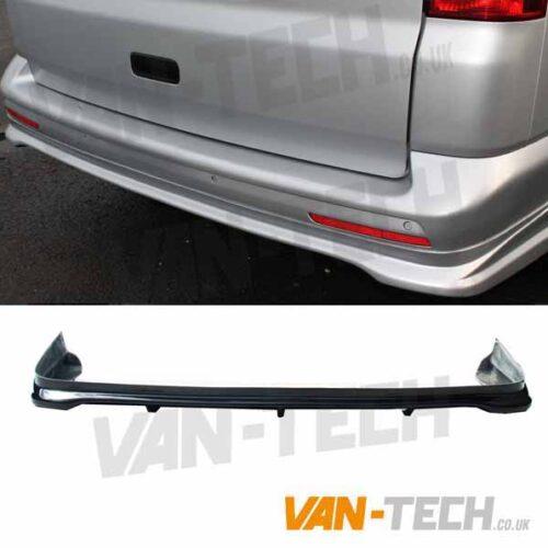 VW T5 Transporter Rear Bumper Diffuser spoiler