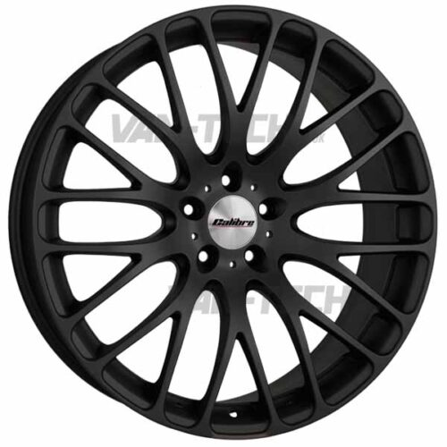 "VW T5 T5.1 T6 Calibre Altus Alloy Wheels 20"" Matte Black"