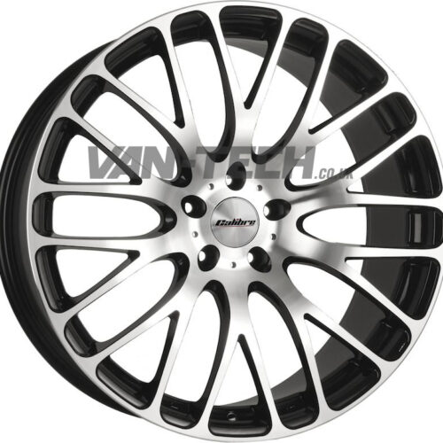 19 and 20 Inch VW T5 Alloy Wheels