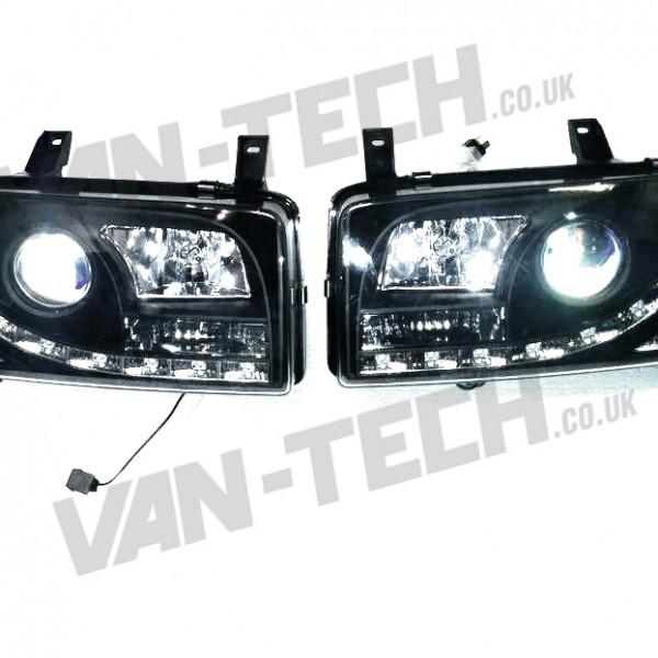 VW T4 Lights
