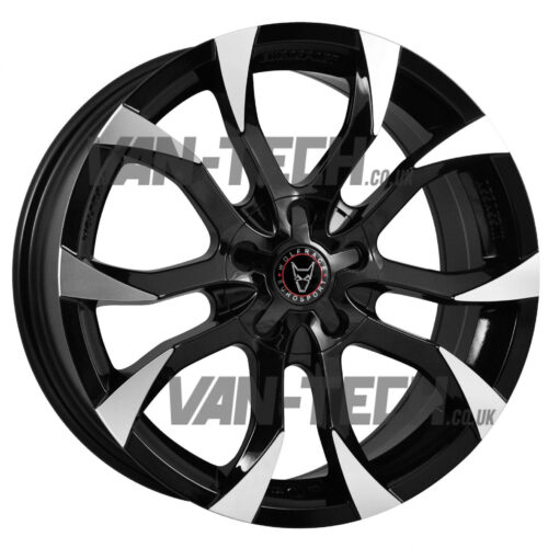 Wolfrace Assassin Alloy Wheels