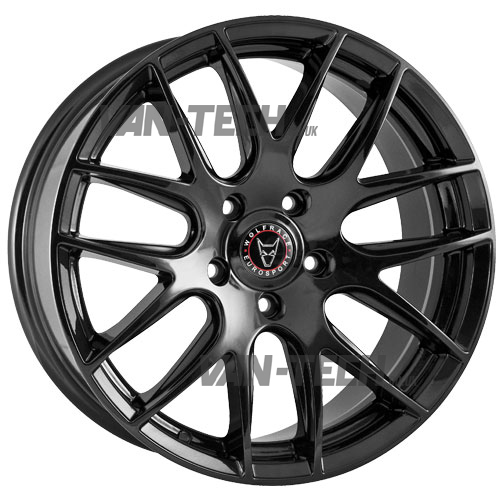 Wolfrace Munich Alloy Wheels