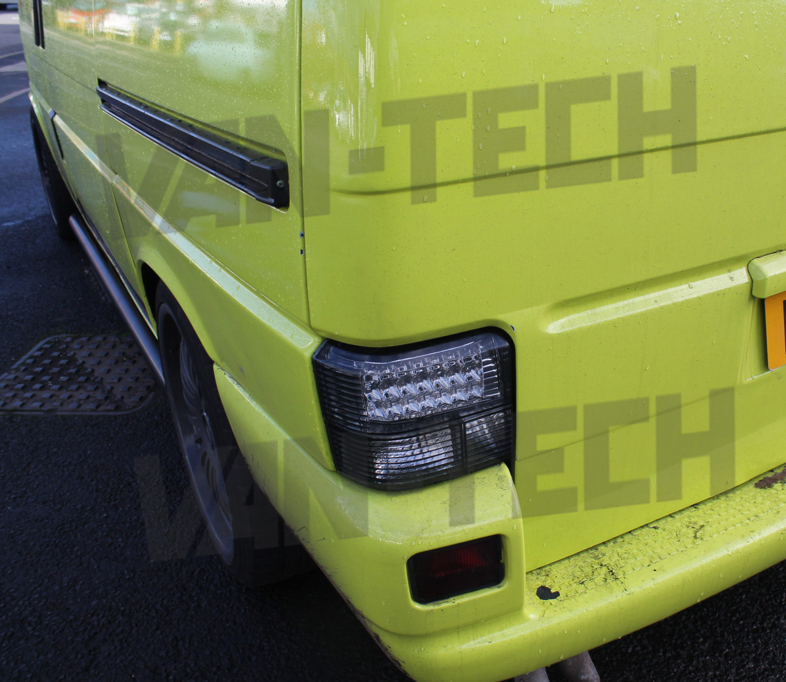 Vw T4 Replacement Rear Lights Led Van Tech