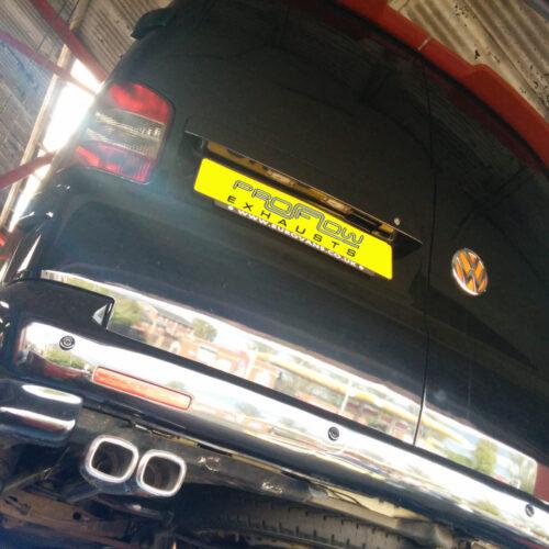 T5 Exhaust
