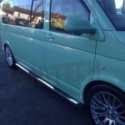 VW Transporter T5 T6 Calibre Altus 20 inch alloy wheels matte Silver