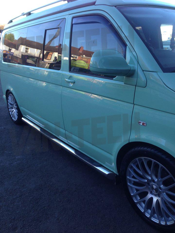 Vw T5 T5 1 T6 Calibre Altus 20 Alloy Wheels Matte Silver