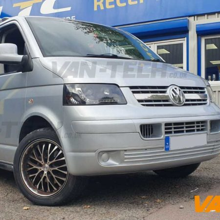 VW T5 Replacement Headlights Front and Rear