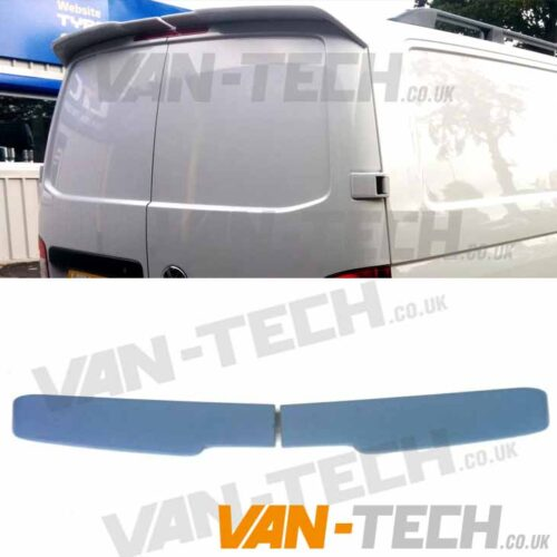 VW Transporter T5 T5.1 T6 Rear Barn Door Spoiler