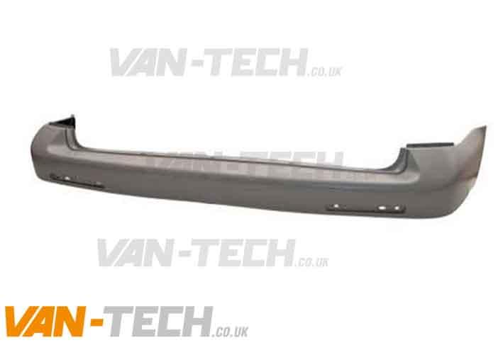 Vw T5 1 Transporter Rear Bumper Primer 2010 2015 Van Tech
