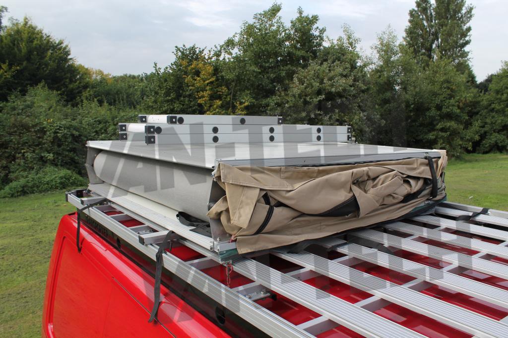 Vw T5 Transporter Camper Van Bus Aluminium Explorer Roof