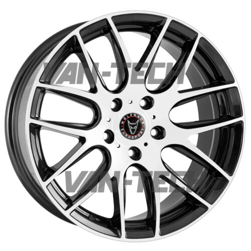 18 Inch T6 Alloy Wheels