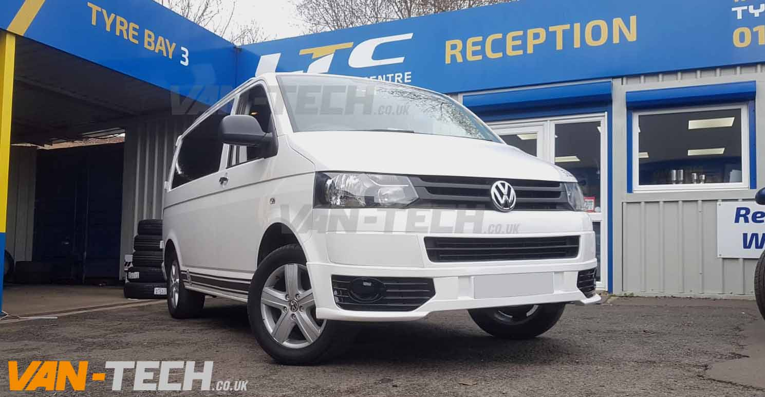 VW Transporter T5 T5.1 and T6 Privacy Glass Windows