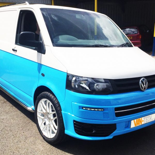 VW T5 VANS FOR SALE