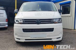 VW Transporter T5.1 Front Bumper and Front Lower Bumper Spoiler