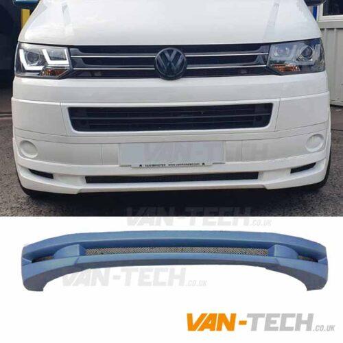 VW Transporter T5.1 Front Bumper Spoiler 2010 - 2015