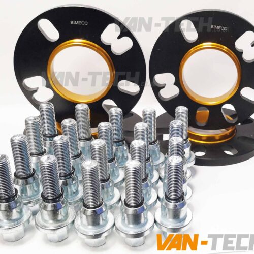 Land Rover to VW T5 T5.1 T6 Alloy Wheel Conversion Kit