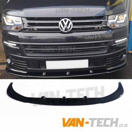 VW T5.1 Front Splitter Lower Spoiler Transporter