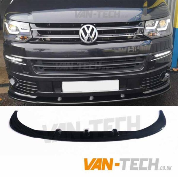 VW T5.1 Front Splitter Lower Spoiler Transporter