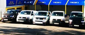 VW Transporter T5 Vans for Sale West Midlands