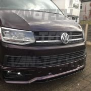 VW Transporter T6 Sportline Bumper and fitting service