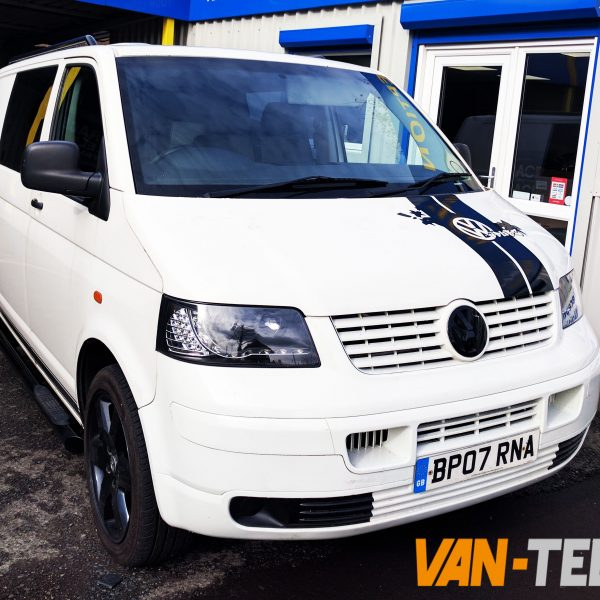vw t5 vans for sale archives van tech. Black Bedroom Furniture Sets. Home Design Ideas