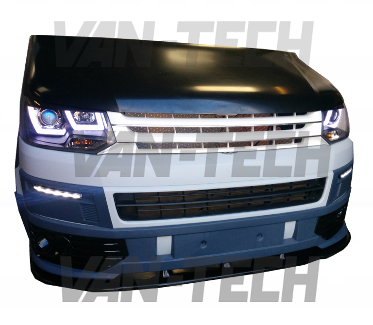 Get Ready For 2017 With A Van Tech T5 To T51 Front End Styling Kit