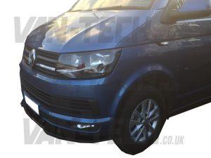 NEW VW T6 Front Lower Splitter 2