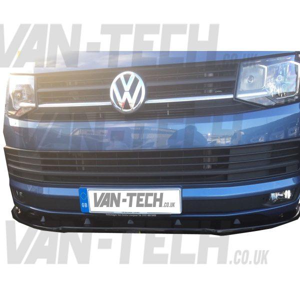 NEW VW T6 Front Lower Splitter