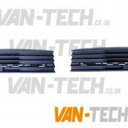 VW T6 Bumper Blanking plates