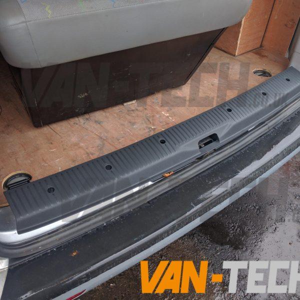 VW Transporter Tailgate T5 T5.1 T6 Threshold Cover 3