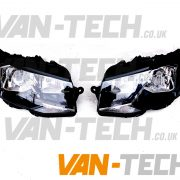 VW Transporter T6 Head Lights