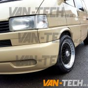 Van-Tech VW Transporter T4 with 18 inch Calibre Vintage Wheels fitted (4)