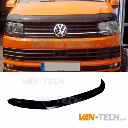 VW T6 T6.1 Bonnet Deflector Protector Guard Transporter
