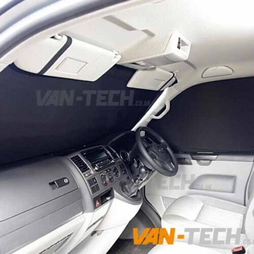 VW T5 T5.1 T6 T6.1 Transporter Interior Cab Curtain set