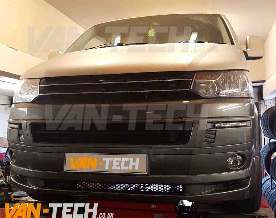 Vw T5 Lower Spoiler Front End Conversion Styling Pack