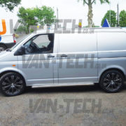 VW-Transporter-T5-with-Calibre-manhattan-20-inch-Alloy-Wheels-in-Gun-Metal