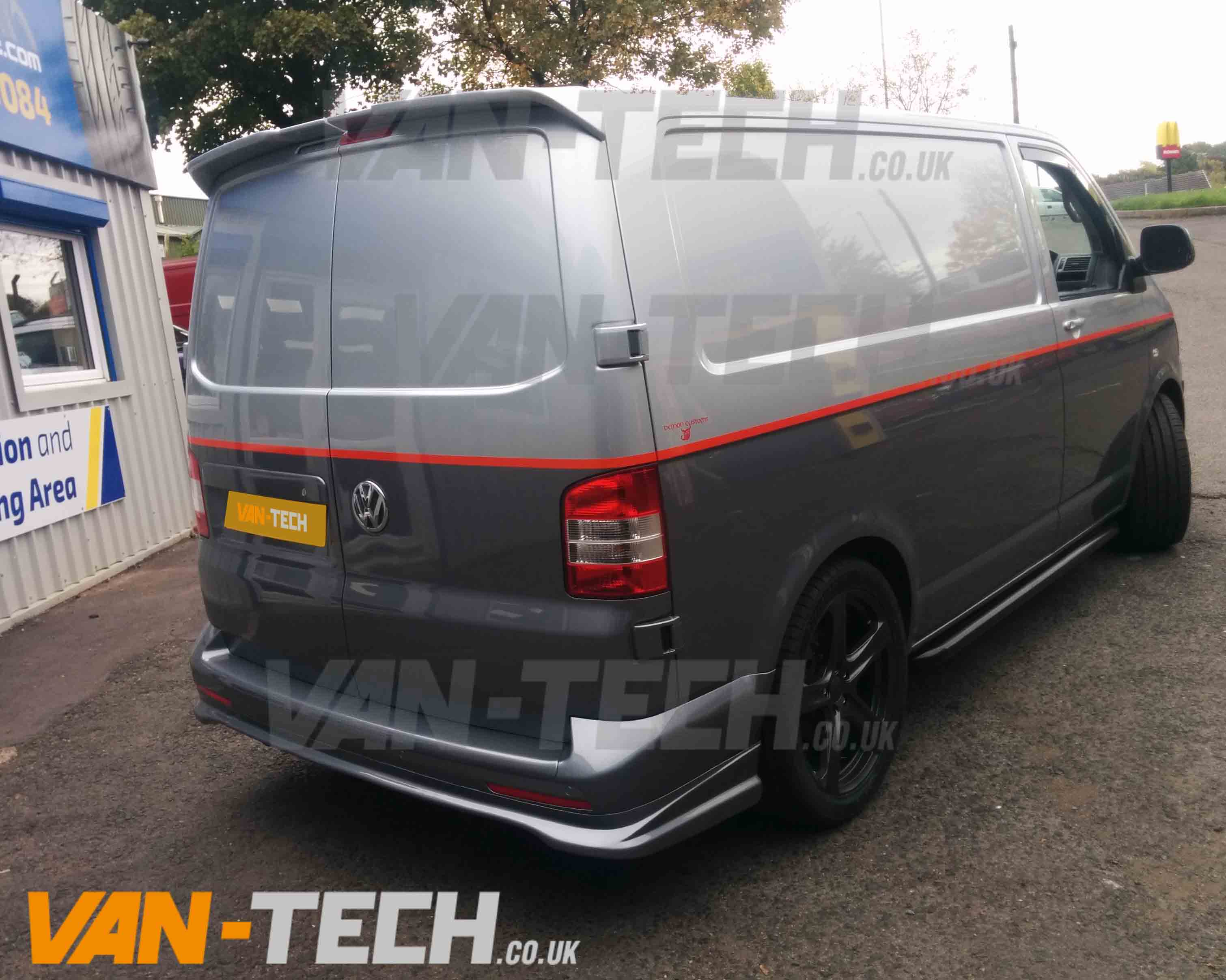 Sold Volkswagen Vw T5 1 Transporter Two Tone Grey 2014