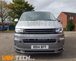 For Sale Volkswagen Vw T5 1 Two Tone Grey Silver 2014