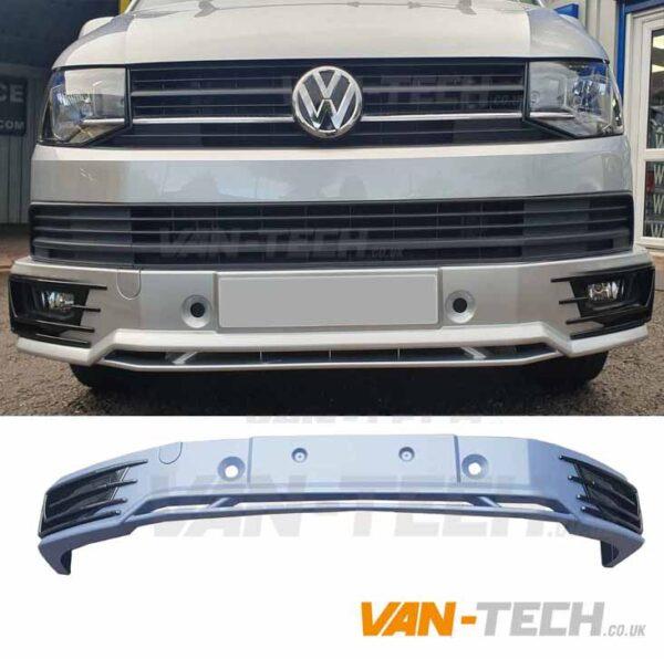 VW Transporter T6 Sportline Lower Bumper Plastic