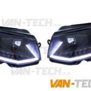 vw-t5-transporter-van-head-lights-DRL-Light-bar-replacement-LED-black-1-1 (2)