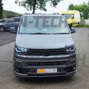 VW transporter lower bumper sportline and lower splitter combination t5.1 van-tech