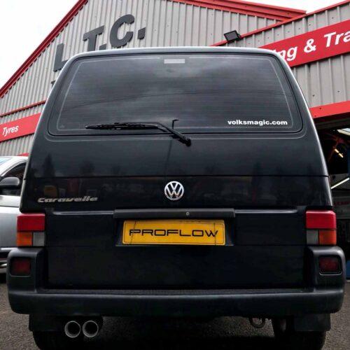 VW T4 Rear