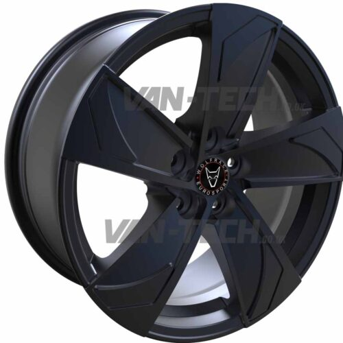Wolfrace AD5 Alloy Wheels