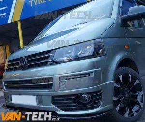 VW Transporter T5 to T5 1 Facelift Front End Conversion   Van-Tech