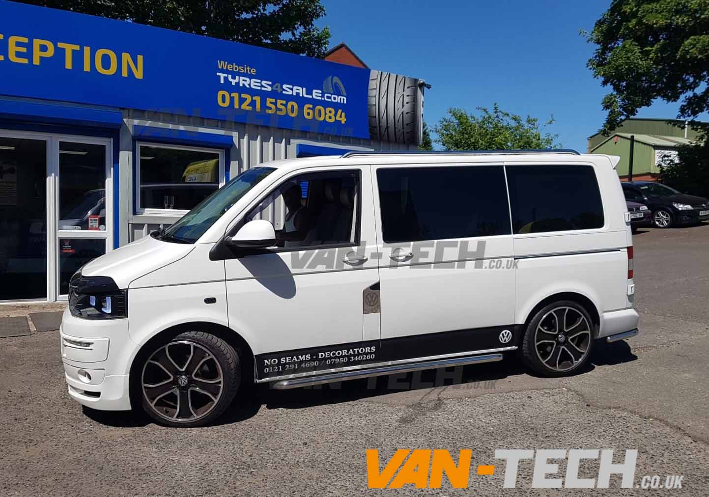 Vw Transporter T5 Fitted With Accessories Van Tech