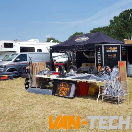 Van-Tech would like to thank everyone that attended Camper Jam