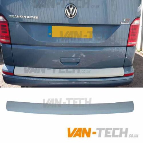 VW Transporter T6 Tailgate Lower Bumper Boot Spoiler