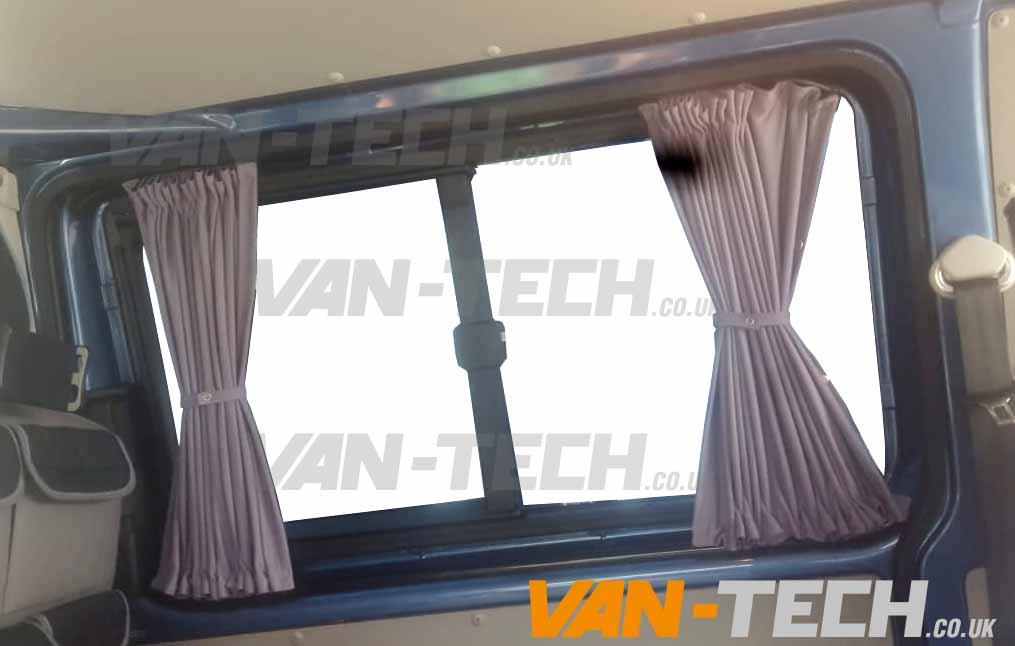 VW Transporter T5 T5.1 Van Blackout Interior Curtains